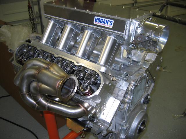 My New Hogan Intake Manifold Team Camaro Tech